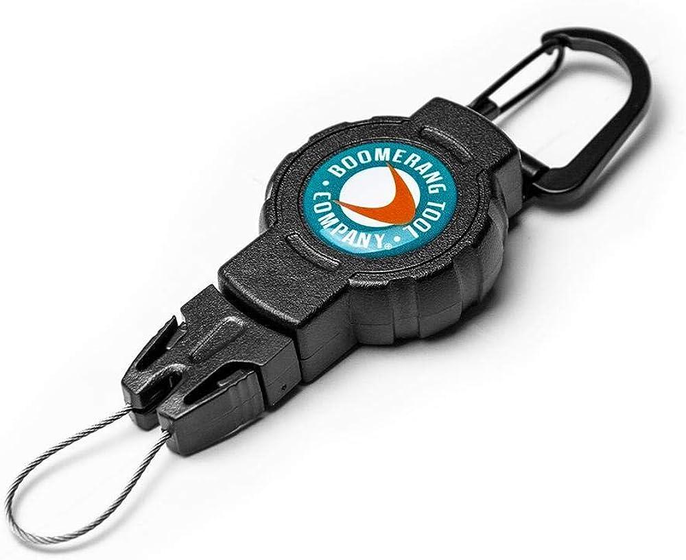 Boomerang Fishing Virginia Beach Mall Gear Max 71% OFF Carabiner with Tether