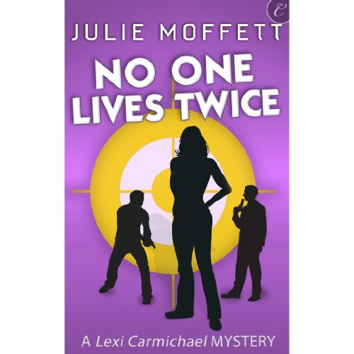 No One Lives Twice audiobook cover art