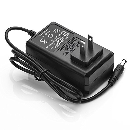 A-ZONE 2.1 x 5.5mm 12V 2A AC Power Adapter for Wireless Security Camera System