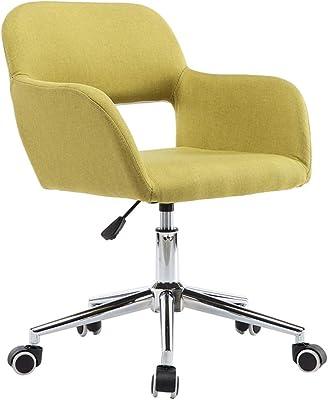 Amazon com: Porthos Home EFC001A BLK Parker Adjustable Chair