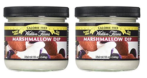 Walden Farms Calorie Free Dip Marshmallow -- 12 oz (Pack of 2)