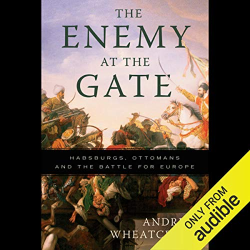The Enemy at the Gate Titelbild