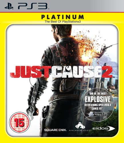 Just Cause 2 - Platinum (PS3) [Importación inglesa]