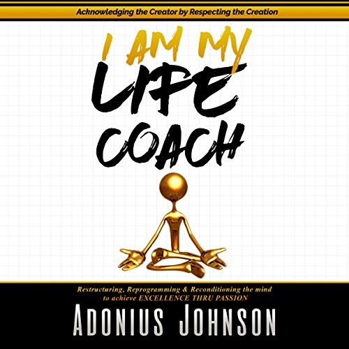 I Am, My Life Coach audiobook cover art