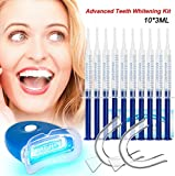 Teeth Whitening Kit Dental Bleaching Professionelle...