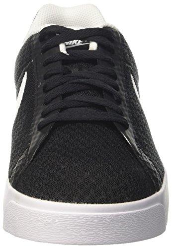 Nike Men's Court Royale Lw Txt Sneakers, Black (Black/White), 7 UK