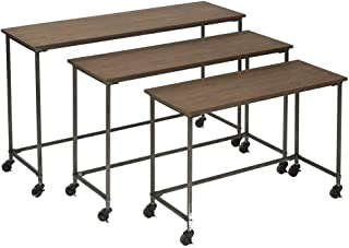 Best wood and iron nesting tables Reviews