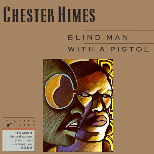 Blind Man with a Pistol audiobook cover art