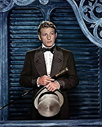 Color photo of Danny Kaye