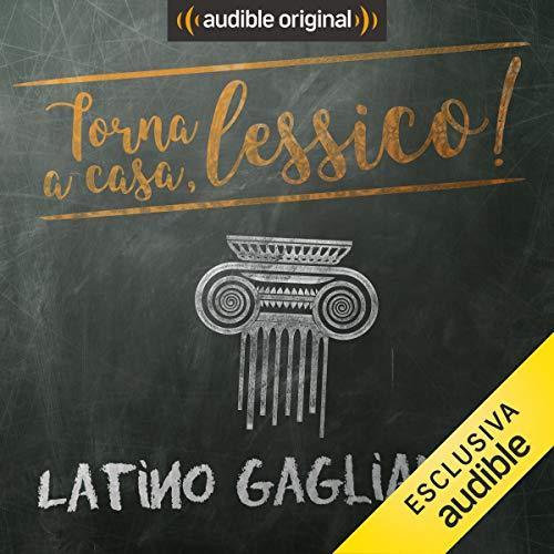 Latino gagliardo copertina
