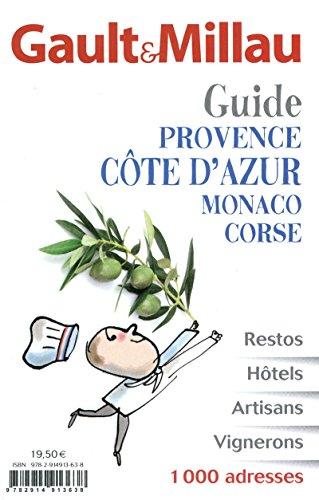 Guide PACA Monaco Corse 1000 Adresses