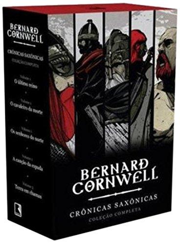 Box - Cronicas Saxonicas - 5 Volumes