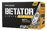 Body Attack BETATOR, vegane hochdosierte Liquid Caps, patentiertes Erfolgsprodukt, Kraftsteigerung & Muskelaufbau-Ziele, 180 Kapseln