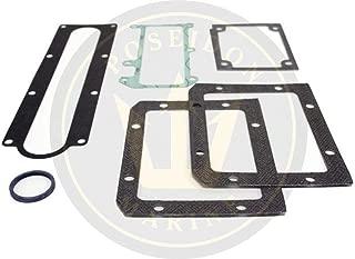 Poseidon Marine Heat Exchanger Seal kit for Volvo Penta AQAD40A AQAD40B TAMD40A TAMD40B