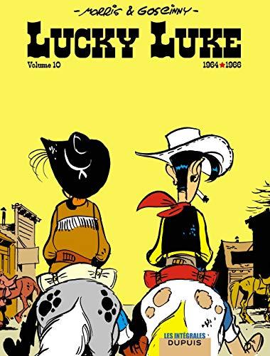 Lucky Luke - L'Intégrale - tome 10 - Lucky luke10 (intégrale) 1964-1966