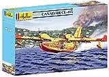 Heller - 80370 - Construction Et Maquettes - Canadair Cl 415 - Echelle 1/72ème