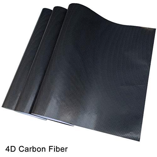 sticker de carro 2D 3D 4D 5D 6D Vinilo de fibra de carbono Película de envoltura impermeable Pegatinas de coche Consola Computadora portátil Piel Auto Motocicleta Accesorios Para decoración de coches