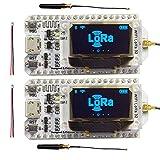 Best Bluetooth Transceivers - 915MHz ESP32 LoRa 0.96 OLED Development Board SX1276 Review