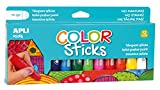 APLI Kids 14228 - Color Sticks 10 g 12 u.
