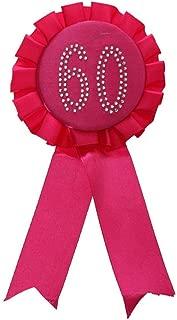 Glitter Geburtstag Rosette Abzeichen Brosche Award-Band Geburtstag Party Kostüm