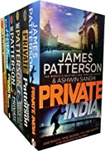 James Patterson Private Series Collection 6 Books Set, (Private London, Private Games, Private, Private, Private: No. 1 Suspect, Private Berlin, Private Down Under)