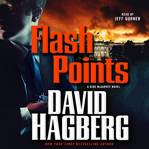 Flash Points audiobook cover art