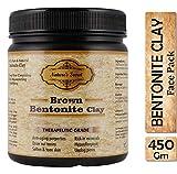 Nature's Secret Brown Bentonite Clay Powder, 453 g
