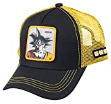 Capslab Gorra Goku Dragon Ball Original