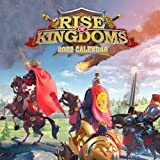 Rise of kingdoms lost crusade 2022 Calendar: Games calendar 2022-2023-18 months- Planner Gifts boys girls kids and all Fans BIG SIZE 17''x11''