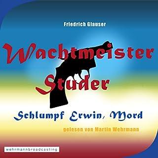 Schlumpf Erwin, Mord Titelbild