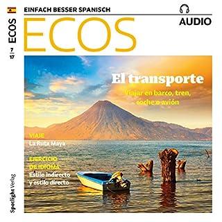 ECOS audio - El transporte. 7/2017 Titelbild