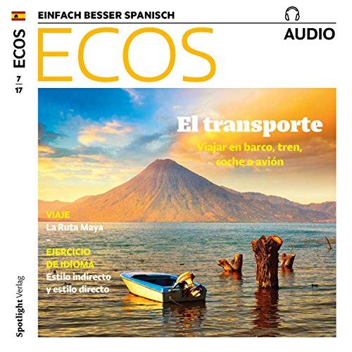ECOS Audio - El transporte. 7/2017 cover art