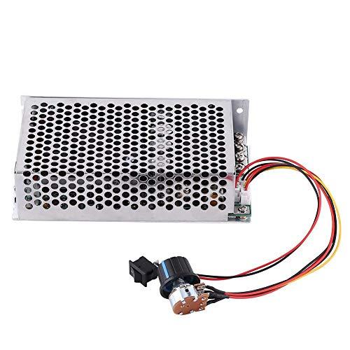 DC 10-50 V 5000 W DC motortoerentalregelaar controller PWM bedieningsschakelaar controller universele dimmer thermostaatregeling voor auto koelventilatormotor, auto airconditioning motor, loopband motor enz