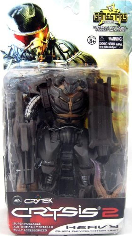 Crysis 2 3.75 inch Action Figure Heavy Alien Devastator Unit by Panche Place Inc