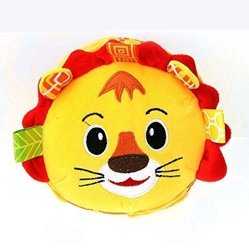 Weekendy Jouet drôle de bébé Bébé Belle Lion Doux Main Hochets Bell Enfants Bébé Funnny Ramper Bell Ball Jouet Cadeau