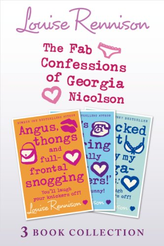 Fab Confessions of Georgia Nicolson: Books 1-3 (English Edition)