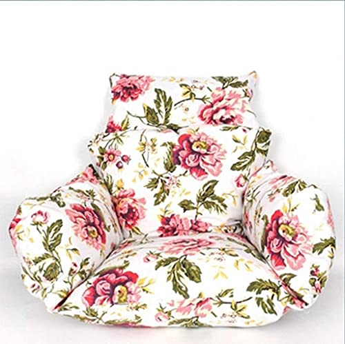XiYou Garden Furniture Chair Cushions Chair Cushion, Hammock Chair Pad Thick Individual Swing Comfortable Solid Bench Cushion Sofa Outdoor Seat Cushionation