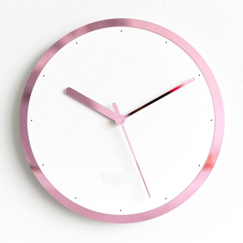 Jabetc Nordic New products, world's highest quality popular! Creative Wall Free shipping on posting reviews Simple Modern Clock Livin