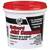 Dap 10100 Wallboard Joint Compound, White , 3-Pound