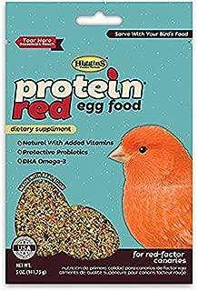 Higgins Pet Food Protein Red Egg Food Usa - 5oz