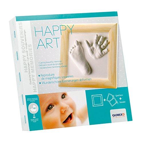Glorex GmbH 6 2704 013 Geschenkpackung Happy Art