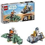 LEGO Star Wars TM Classic Jugutes Miniaturas de Cápsula de Escape vs....