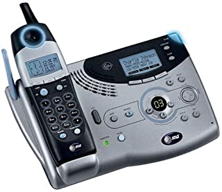 AT&T 5840 5.8 GHz DSS Expandable Cordless Speakerphone with Digital Answering System