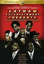 Latham Entertainment Presents An All New Comedy Experience