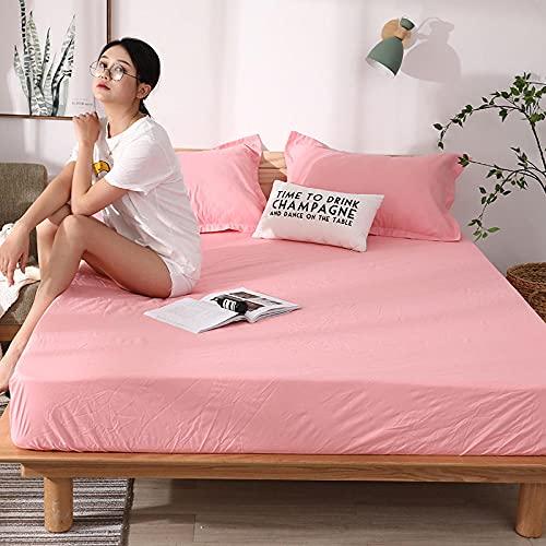 CYYyang colchón Acolchado, antialérgico antiácaros, Sábana Impermeable de un Solo Producto hotel-19_200cm × 220cm