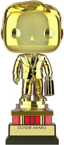 wholesale Funko Pop! TV: The Office online - Customizable Chrome Dundie Award, online Amazon Exclusive Collectible Vinyl Figure (52077) sale