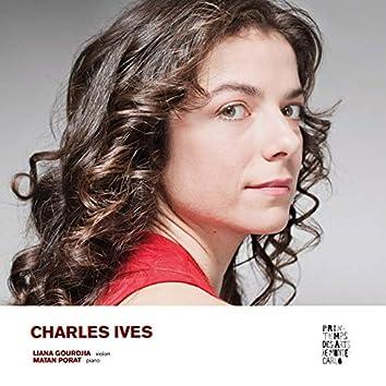 Charles Ives: Sonates pour violon et piano