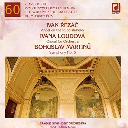 Ladislav Slovák, Prague Symphony Orchestra