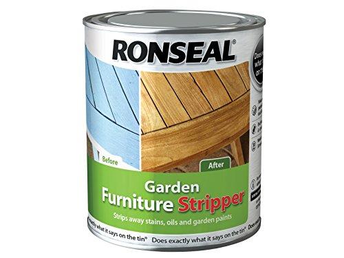 Ronseal GFS750 Garden Furniture Stripper 750ml