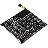 subtel® Batería Premium Compatible con Nest Learning Thermostat T200877 / T200777 / T200577 / T200477 / T200377, P11GY1-01-S01, 3701-0001-01 450mAh Pila Repuesto bateria